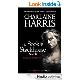 "True Blood Omnibus 2: ""Dead to the World"", ""Dead as a Doornail"", ""Definitely Dead"" (Sookie Stackhouse)"