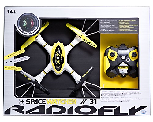 Radiofly - Drone Space Watcher con Videocamera