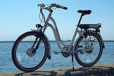 Byocycle Fox Electric Bike with NuVinci Drivetrain