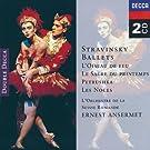 Stravinsky: Ballet Music
