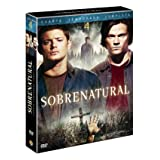 "Supernatural / Sobrenatural 4. Staffel (6 DVDs)von ""Jared Padalecki"""
