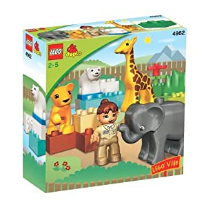 LEGO Duplo Ville Baby Zoo V70 (4962) by LEGO