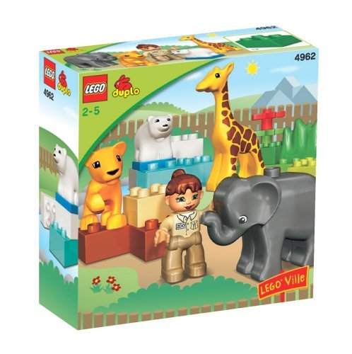 Picture of Lego Zoo Set
