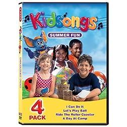 Kidsongs: Summer Fun 4 Pack