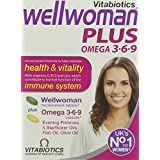 Vitabiotics Wellwoman Multivitamin Plus Omega 3, 6 & 9 - 56 Tablets (Pack of Three) by Wellwoman