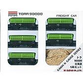 Nゲージ KP-251B トラ90000北海道5両セット
