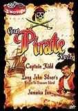 Great Pirate Movies: Captain Kidd/Long John Silver's Return to Treasure Island/Jamaica Inn