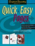 Quick & Easy Pages (Scrapbook Storytelling)