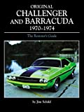 img - for Original Challenger and Barracuda 1970-1974 (Original Series) book / textbook / text book
