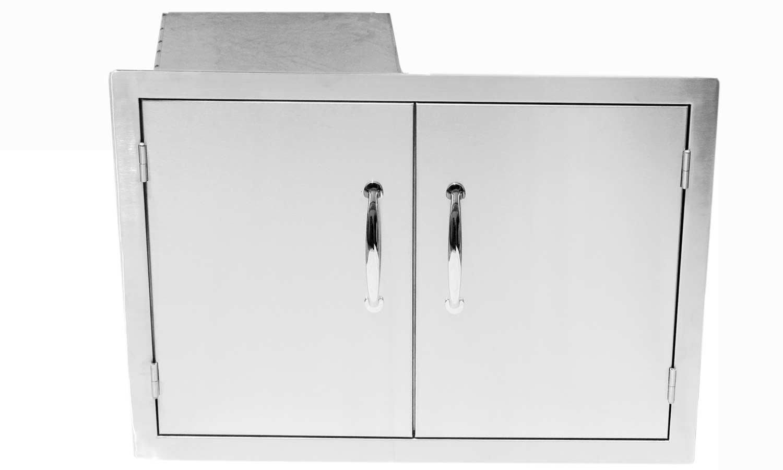 Sunstone Grills Flush Drawer Combo Tank Tray Enclosure aluminum project box splitted enclosure 25x25x80mm diy for pcb electronics enclosure new wholesale