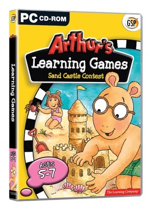 Arthur's Learning Games - Sandcastle Contest (PC)