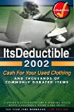 img - for ItsDeductible 2002 Cash for Your Used Clothing book / textbook / text book
