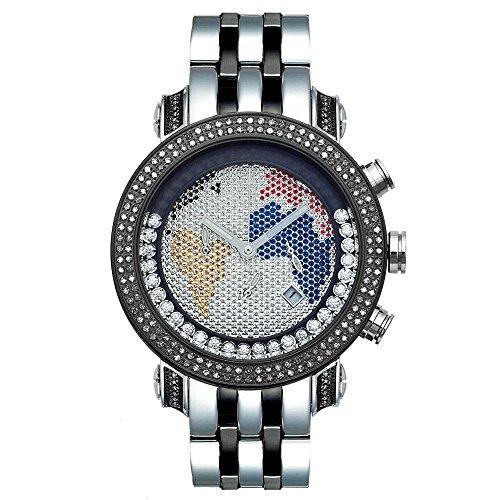 Joe Rodeo crotalo reloj de Hombre - Classic colour negro 1.75 estación