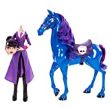 Mattel Monster High - Headless Headmistress Bloodgood Doll And Nightmare Horse Set