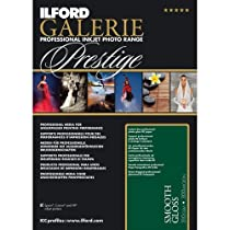 Ilford 2001752 Galerie Prestige 8.5x11-100 Smooth Pearl (Pearl)