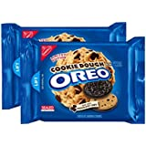 Oreo Cookie Dough Flavor Creme 10.7 Oz. (303g) Limited Edition (2 Pack)