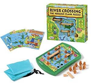 River Crossing Game by Ravensburger