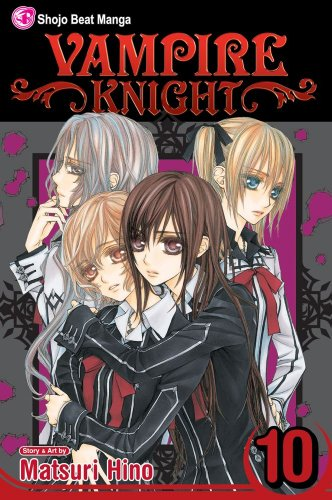Vampire Knight, Vol. 10