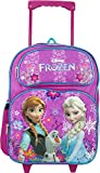 Disney Frozen Rolling Backpack Full Size 16 Anna, Olaf and Elsa