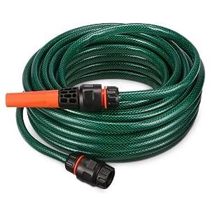 tubo da giardino per irrigazione 20mt 1 2 39 39 con raccordi