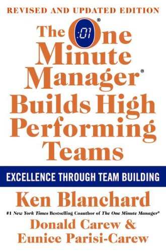 The One Minute Manager Builds High Performing Teams: New...