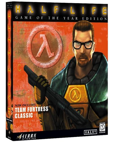 Half-Life: Game Of The Year Edition - Pc front-267963