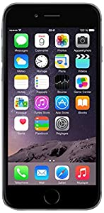 Apple iPhone 6 4.7-inch Display SIM-free Cellphone (16GB, Gray)