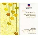 Brahms: Symphonies Nod. 1-4/Overtures/Alto Rhapsod