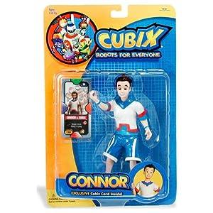 Connor Action Figure - Cubix: Robots for Everyone Series