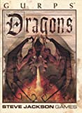 GURPS Dragons Reprint (1556345992) by Masters, Phil