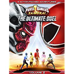 Power Rangers Samurai: The Ultimate Duel 5