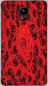 Timpax protective Armor Hard Bumper Back Case Cover. Multicolor printed on 3 Dimensional case with latest & finest graphic design art. Compatible with only Samsung Galaxy Note 4. Design No :TDZ-21254