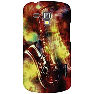 Design Worlds Back Cover For Samsung Galaxy S Duos 7562 - Multicolor