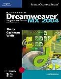 Macromedia Dreamweaver MX 2004: Comprehensive Concepts (Shelly Cashman Series)