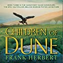 Children of Dune Audiobook by Frank Herbert Narrated by Scott Brick, Simon Vance
