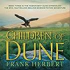 Children of Dune Hörbuch von Frank Herbert Gesprochen von: Scott Brick, Simon Vance