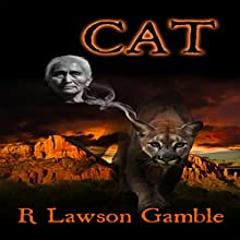 Cat: Zack Tolliver, FBI, Book 4 Audiobook by R Lawson Gamble Narrated by Thomas Block