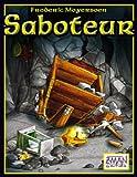 Saboteur Path Laying Card Game