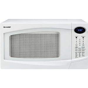 1.0 Cu. Ft. 1100 Watt Mid-size Microwave - White