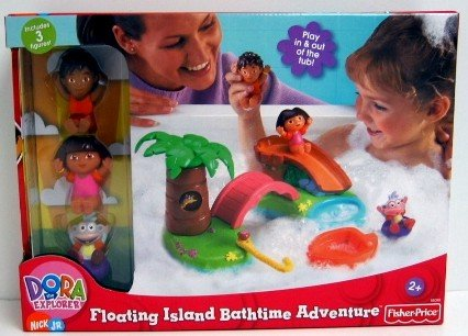 Floating Island Bath Time Adventure - 1