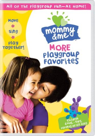 Mommy & Me: More Playgroup Favorites [DVD] [Import]