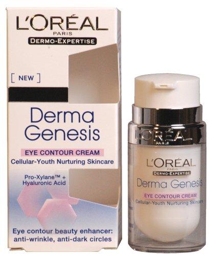 L'Oreal Derma Genesis Eye Contour Cream 78014