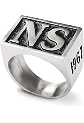 Sons of Anarchy Jax SONS Officially Licensed Replica Ring