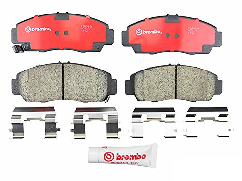 Brembo P28034N Front Disc Brake Pad (Brembo Brake Pads compare prices)