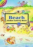 Beach Sticker Activity Book (Dover Little Activity Books Stickers)