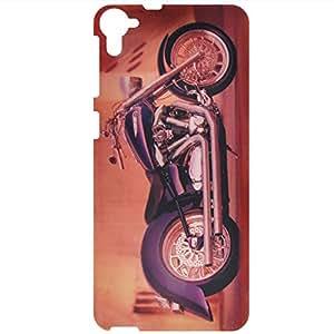 Bike Design Feelings Back Cover for HTC DESIRE 826