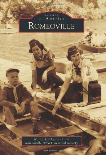 Romeoville (Images of America (Arcadia Publishing))