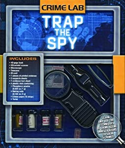 Crime Lab: Trap the Spy Hunter Fulghum and Don Roff