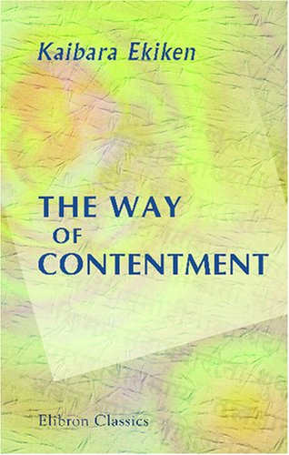 kaibara women Ekiken kaibara is the author of the way of contentment (00 avg rating, 0 ratings, 0 reviews, published 2015), women and wisdom of japan - scholar's choi.
