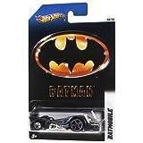 Hot Wheels 2012 Batman - Batman Batmobile #08